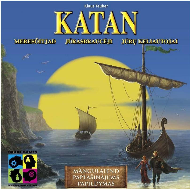 how to play catan seafarers