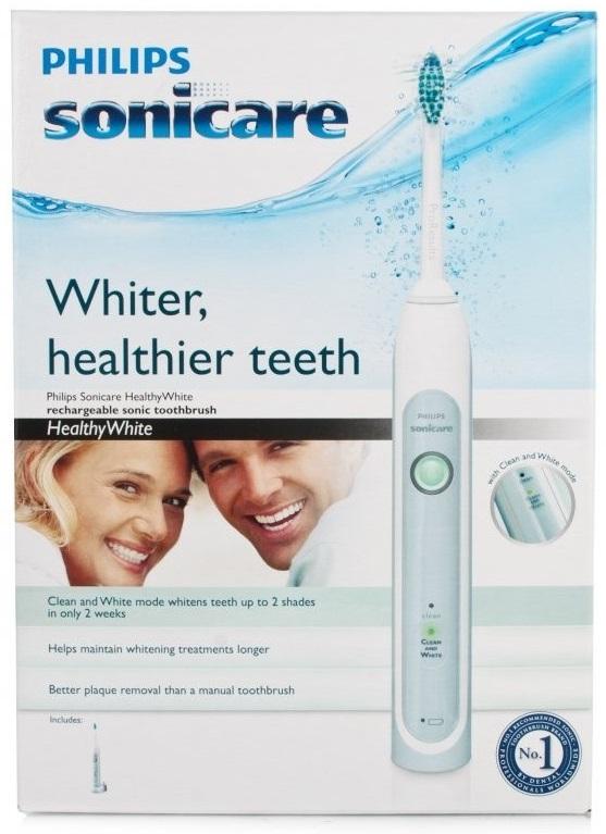 Sonicare HX6781 / 02 Sonicare Healthy White