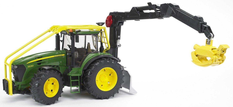 Bruder John Deere 7930 Forestry Tractor