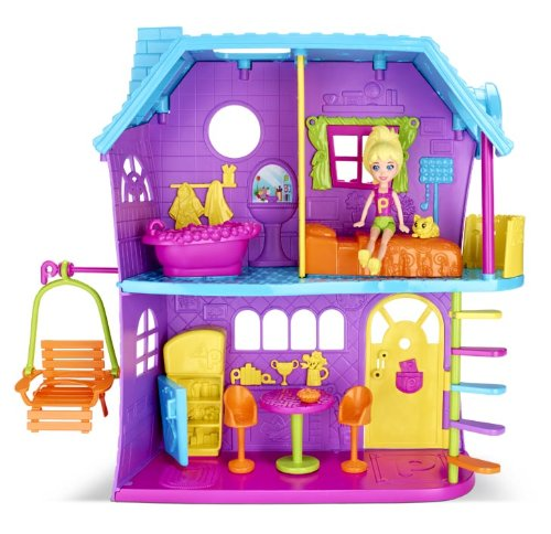 Polly Pocket Polly Playhouse BCY64