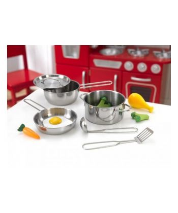 Sp U Virtuve Kidkraft Vintage Kitchen Navy 53296