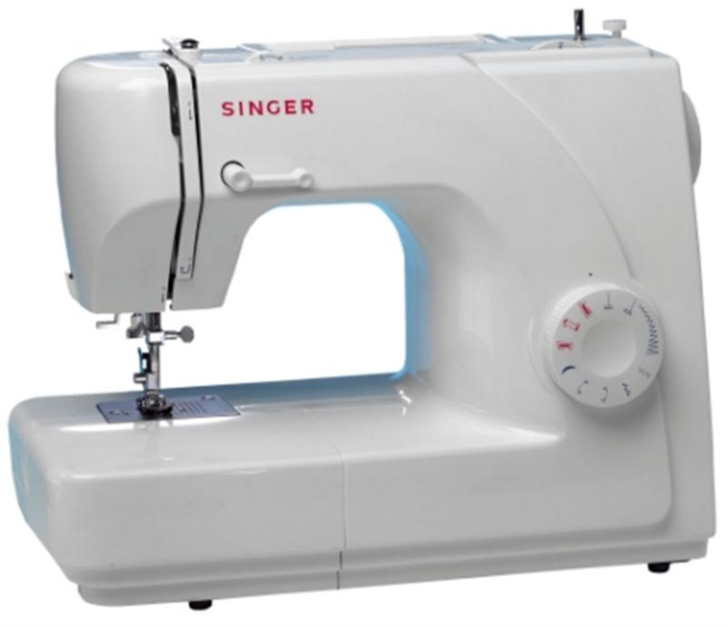 SINGER SMC 1507 Standard Sewing Machine/ 7 built-in stitches/ Automatic 4