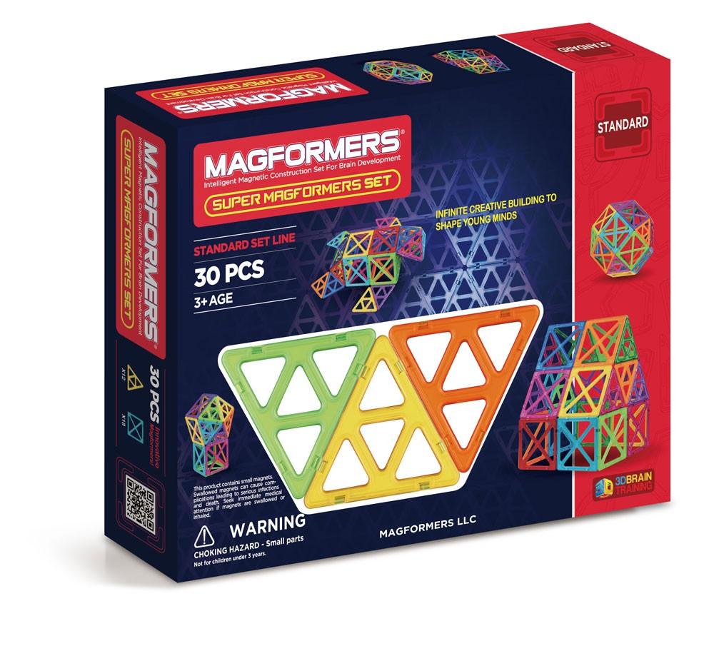 Magformers Super Magformers set 30 63078/701008