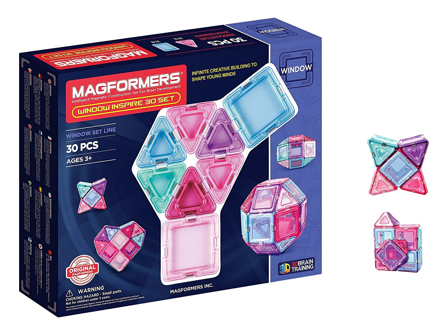 Magformers Window Inspire 30 set 714004