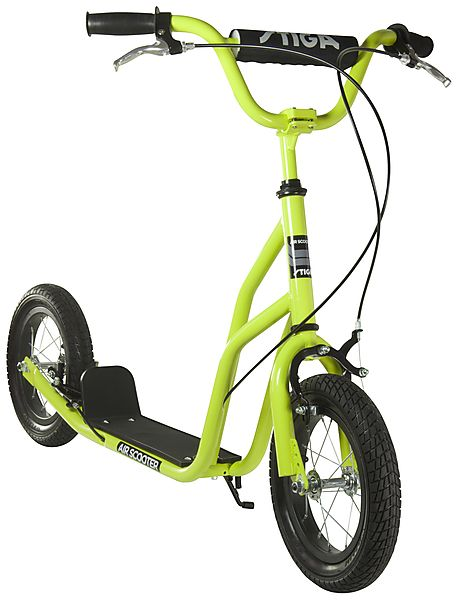 Stiga Air Scooter Green (80738209)