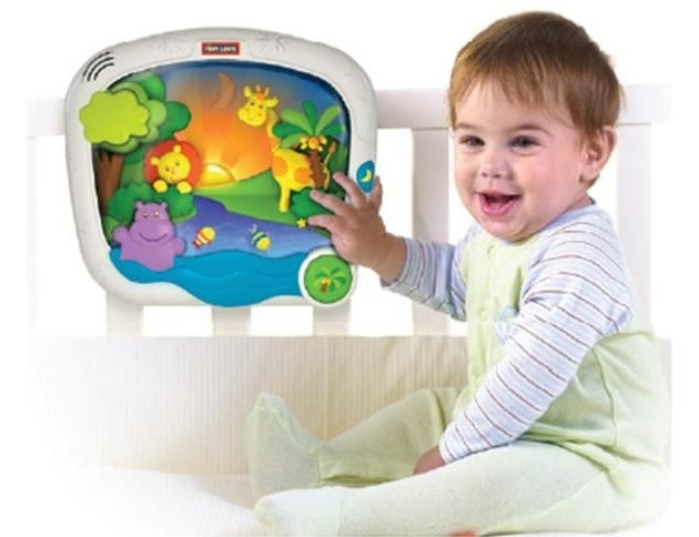 Tiny Love Day and Night Soother  58.00