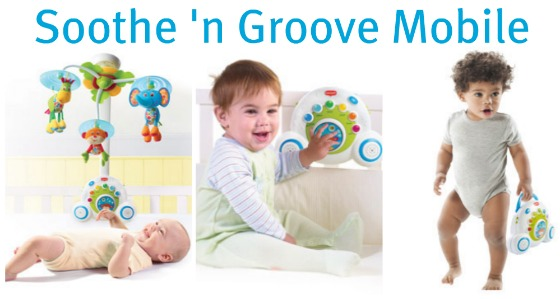 Tiny Love Soothe \'n Groove Mobile  70.00